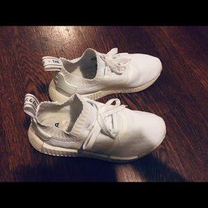 Adidas NMD R1 japan boost white